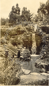 Image of Japanese Garden, Point Loma, California