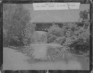 Image of Los Gatos Bridge