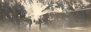 Image of Almaden, on the first run of the Santa Clara Automobile Club