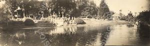 Image of The Lake at New Almaden, near Casa Grande