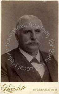 Image of Portrait of James Adkin Clayton