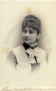 Image of Portrait of Emily Foster Talbot