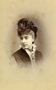 Image of Portrait of Sophia Gleason Talbot