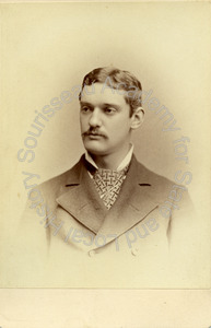 Image of Portrait of Seward Cole